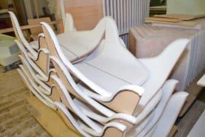 Stuhl - Sitzschalen